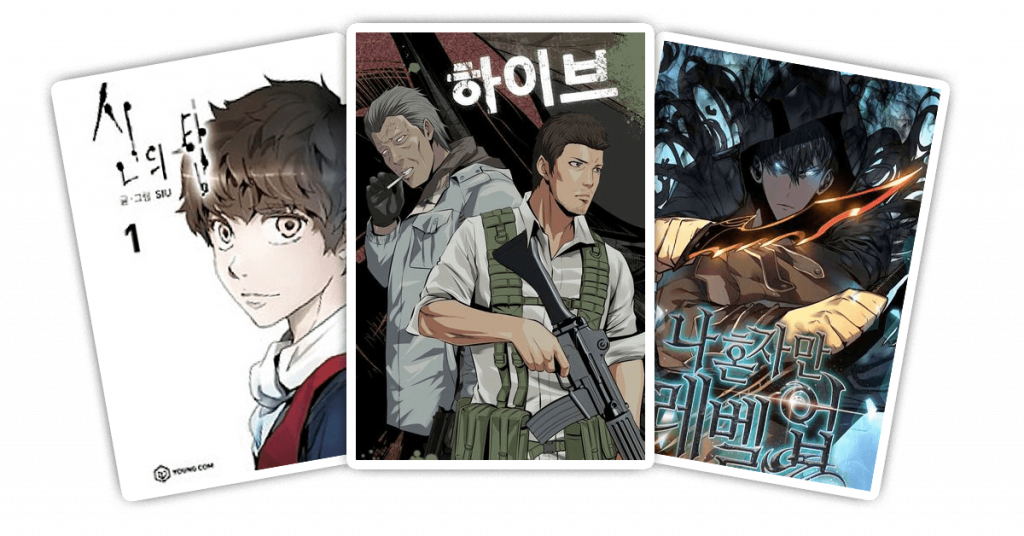 3 Manhwa To Read In 2021 - Featured Image