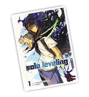 Solo Leveling (Only I Level Up) Cover - Chapter 1