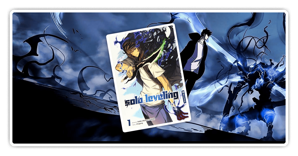 Only I Level Up (나 혼자만 레벨업) (Solo Leveling) Manhwa Review