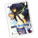 Solo Leveling (Only I Level Up) Review Cover - Chapter 1