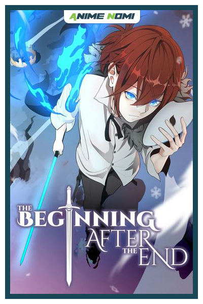 anime nomi the beginning after the end cover