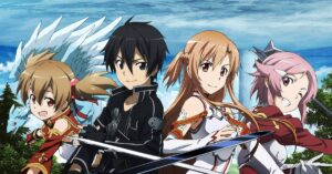 Read more about the article An Honest Sword Art Online (SAO) Season One Episodes 1 – 14 Review