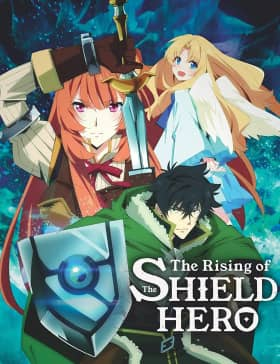 Anime Adapted from Light Novels - The Rising of the Shield Hero
