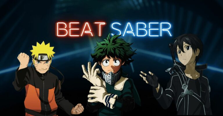 15 Anime Songs You Can Get and Play on Beat Saber