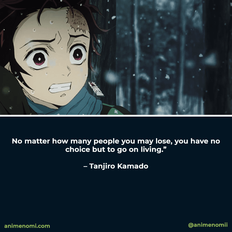 Inspirational Demon Slayer Quotes Fans Will Love - Quote Four