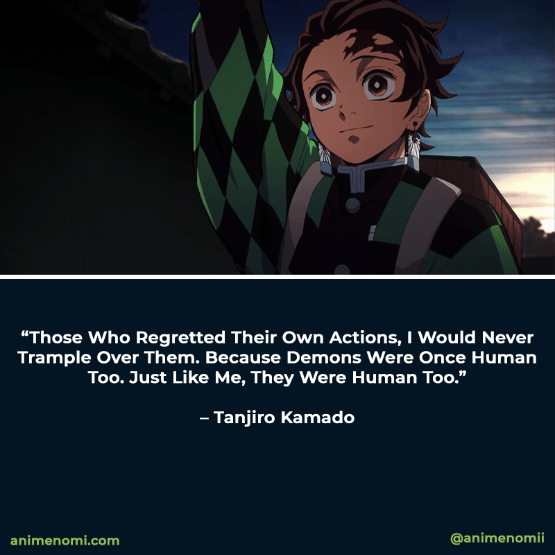 Inspirational Demon Slayer Quotes Fans Will Love - Quote One