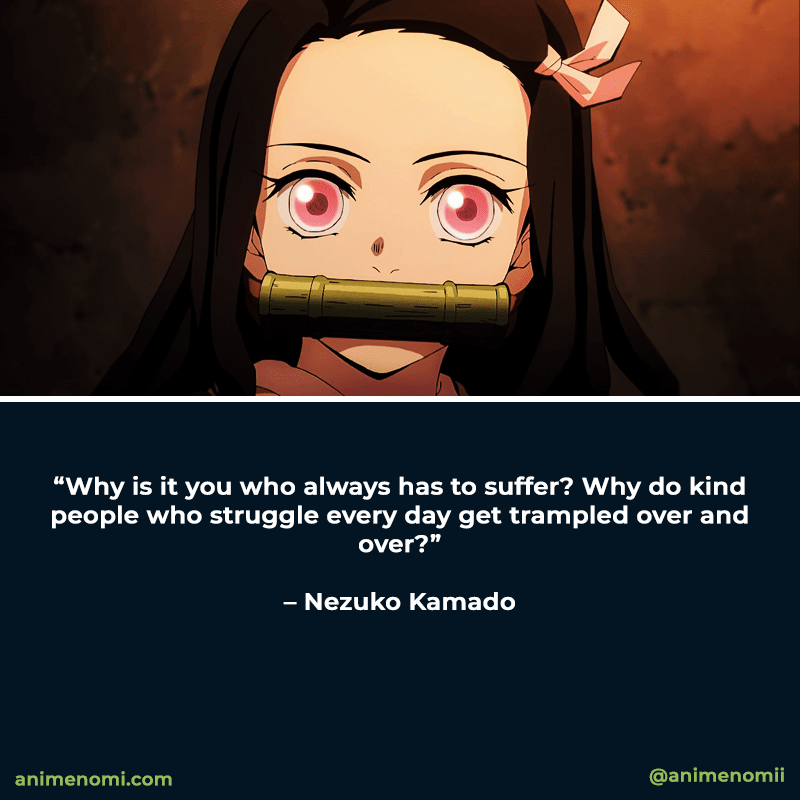 Inspirational Demon Slayer Quotes Fans Will Love - Quote Six