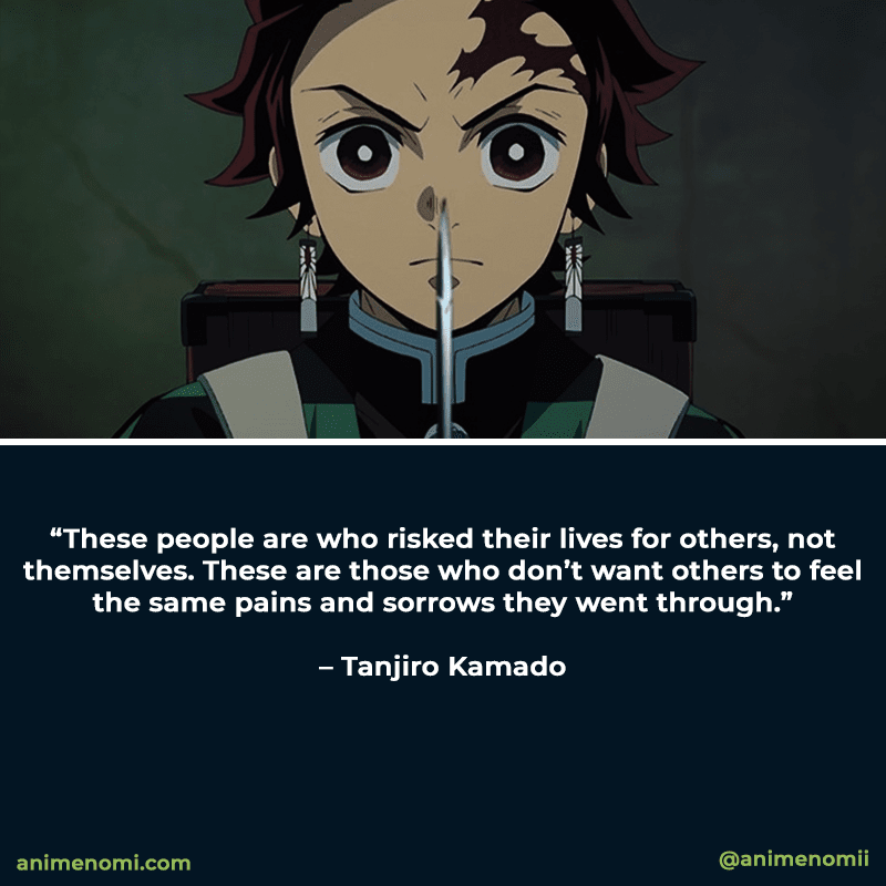 Inspirational Demon Slayer Quotes Fans Will Love - Quote Three
