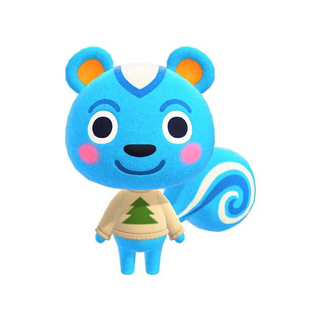 anime nomi animal crossing characters list image 7