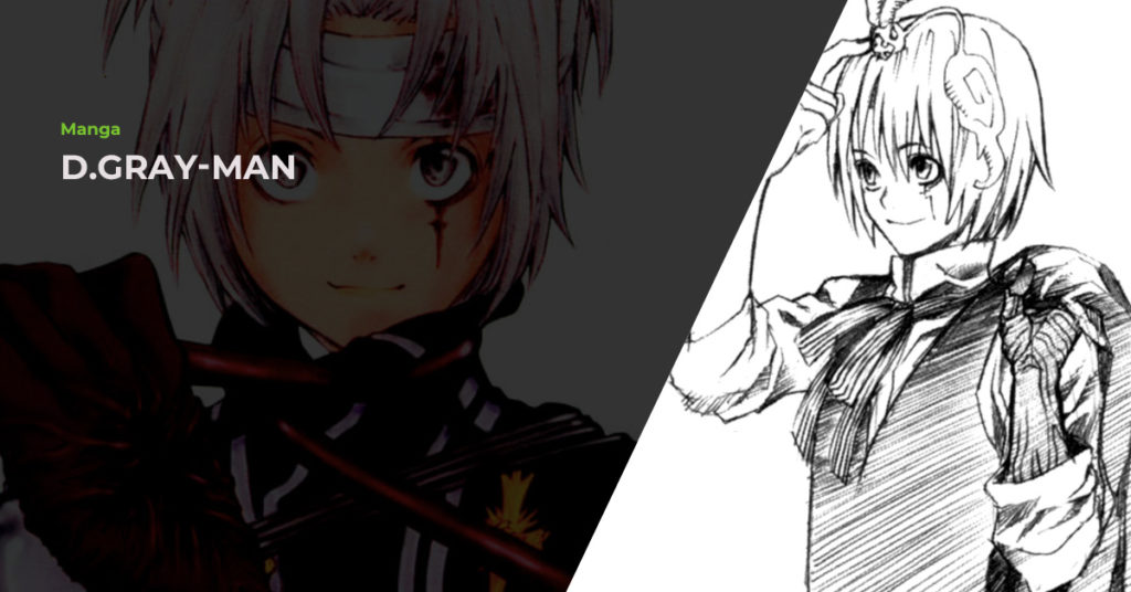 anime nomi d gray man featured image