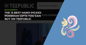 Read more about the article The 13 Best Hand-Picked Pokemon Gifts You Can Buy On TeePublic