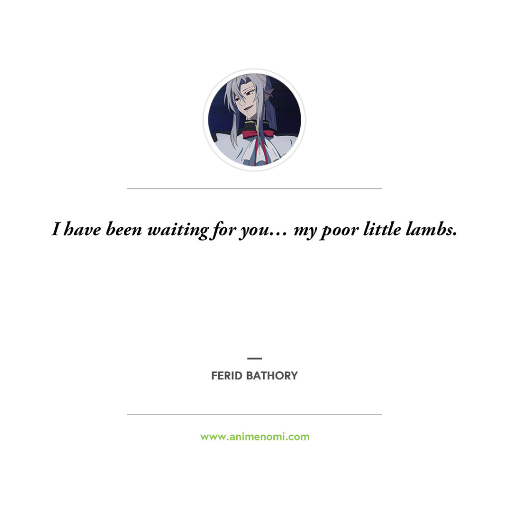 anime nomi seraph of the end quotes 11