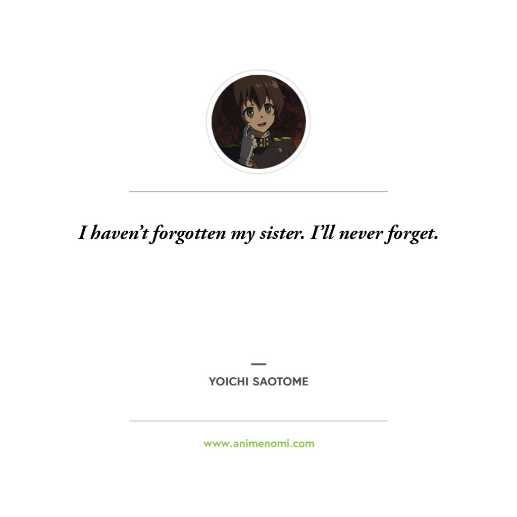 anime nomi seraph of the end quotes 24