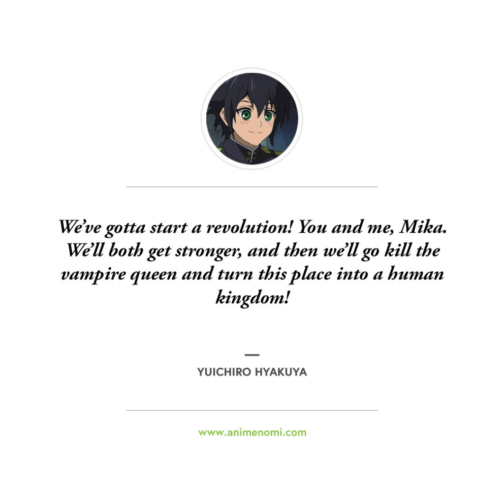 anime nomi seraph of the end quotes 29