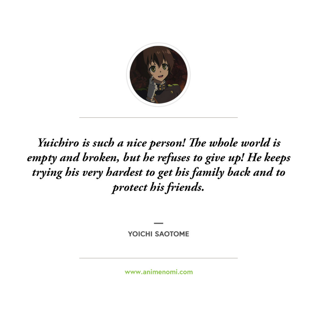 anime nomi seraph of the end quotes 31