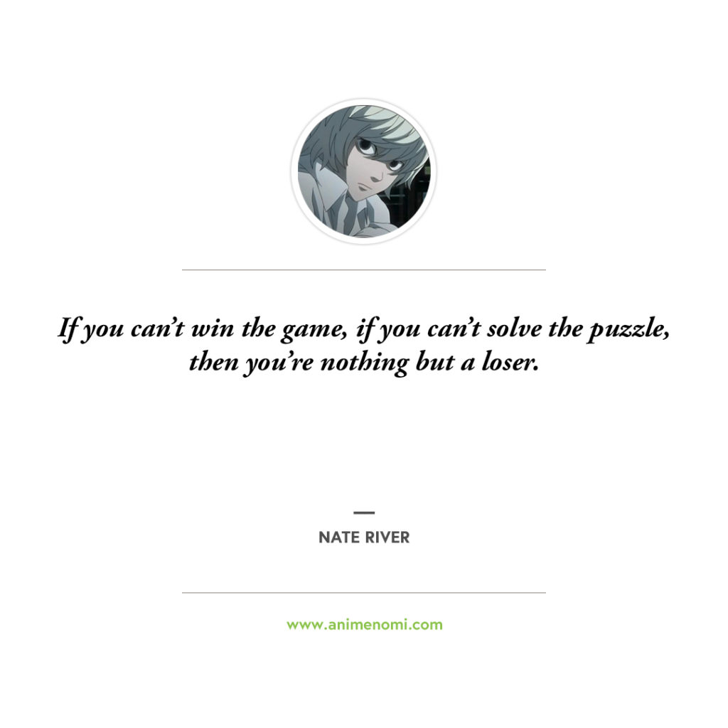 death note quotes 12