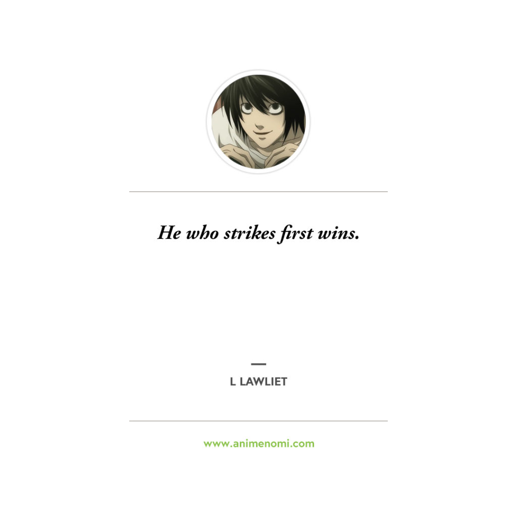 death note quotes 13