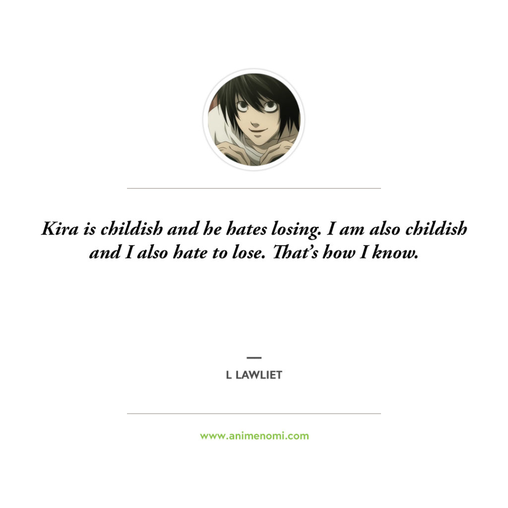 death note quotes 8